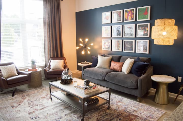 Well-kept apartment home | 2BR in Atlanta