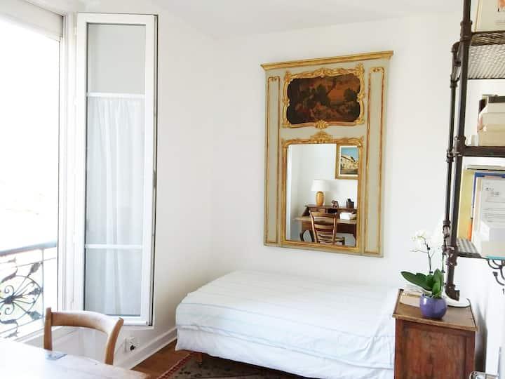 Chambre accès indépendant 20mns Paris Versailles