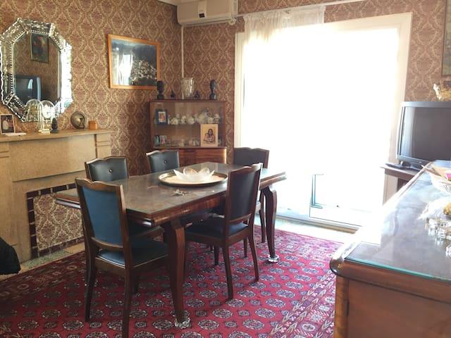 Appartement F3 dans le centre d'Ajaccio