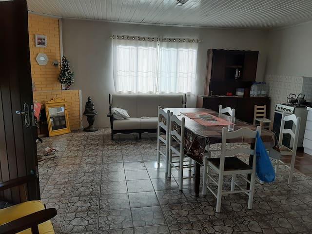 Casa de campo em Vacaria ideal para o rodeio