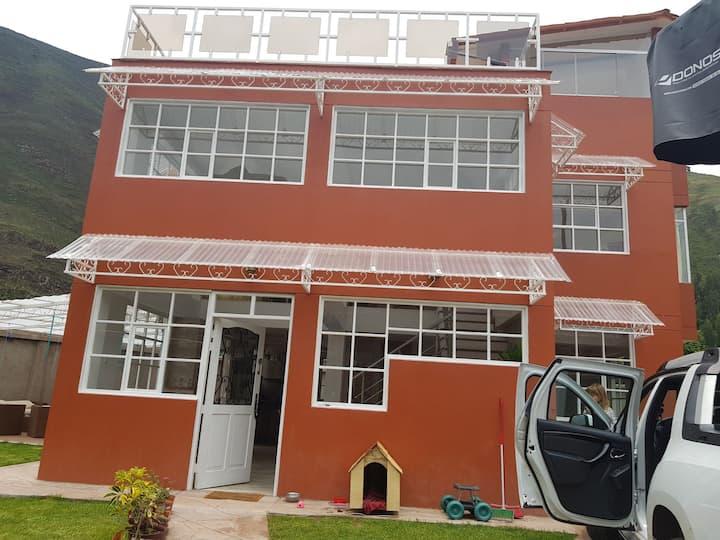 Habitaciones - casa Coya (Valle Sagrado)