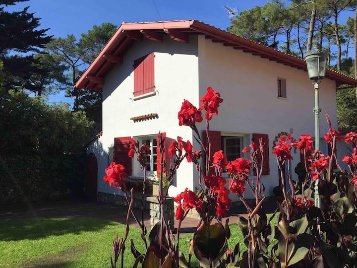 Hossegor Villa lac et mer pour 4/5 personnes
