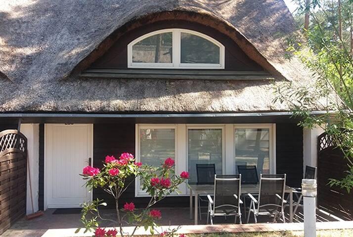 Usedomain - Reetdachhaus R3