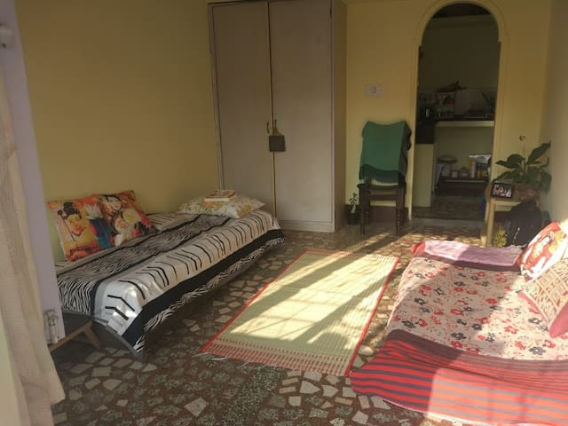 Charming centrally located studio apartment