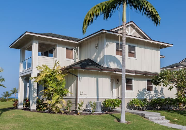 An Artistic Home on the Big Island