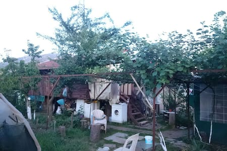 NATUREL WOOD HOME DOĞAL AĞAÇ EV