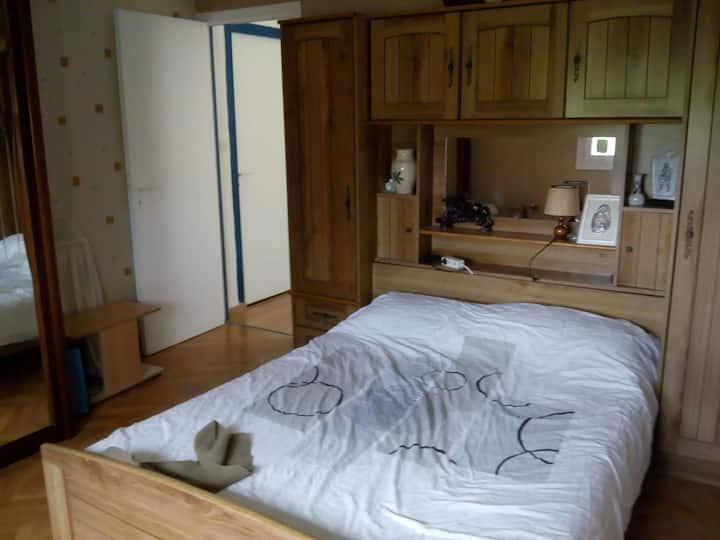 chambres très calmes
