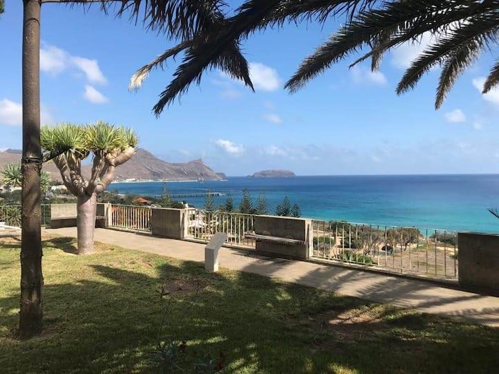 Bay View Villa com vista TOP frente mar e praia