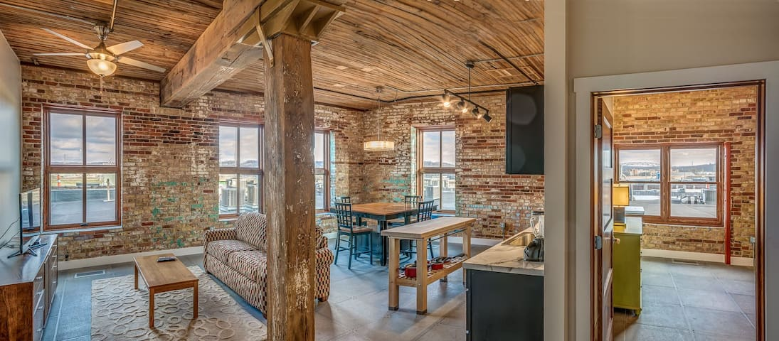 River City Loft-Novelty - Dubuque - Loft