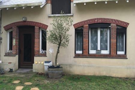 Jolie petite maison tout proche de la gare