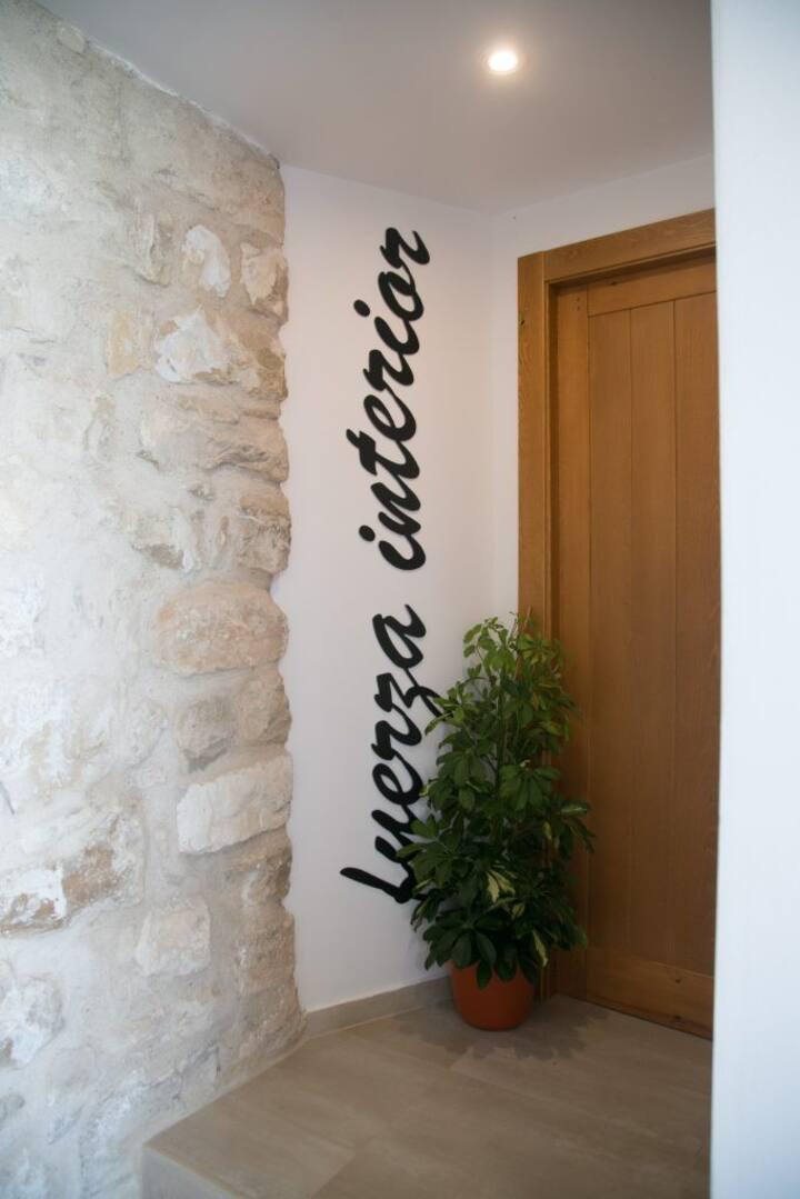 """Apartamentos La casa vieja """"La Fuerza interior"""""""