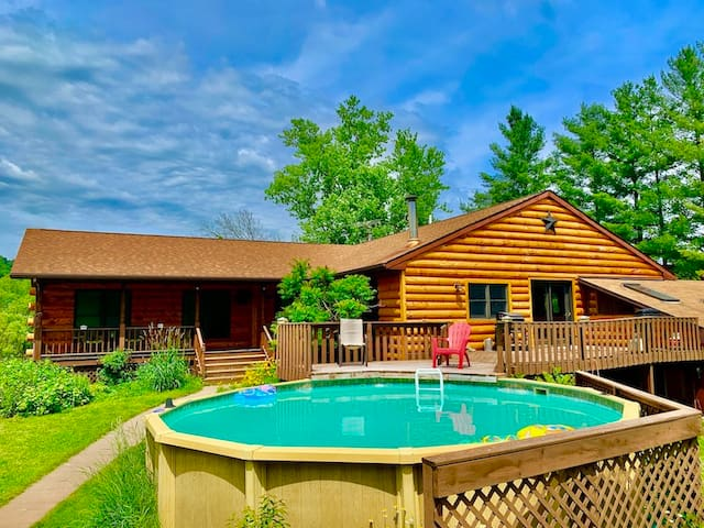 Village Creek Lodge - W/ Hot Tub Jacuzzi & Pool