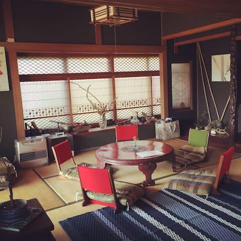 楽園的古民家  KOUNE  PARADISO - 尾道市 - House