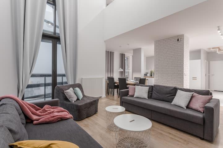 Chill Apartments Duplex