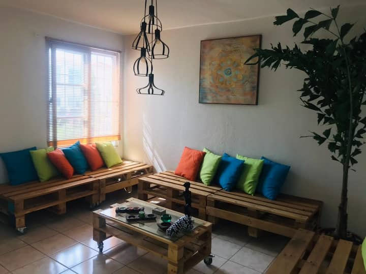 Agradable Habitación en Carretera a El Salvador