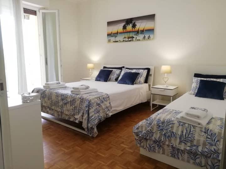 Casa Martina, 2/3 bed room, Wifi Free parking