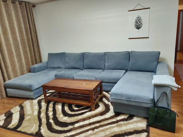 Comfortable new 3 bedroom apartment in Kilimani