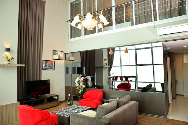 Maritime suite with unobstructed sea view 无敌海景