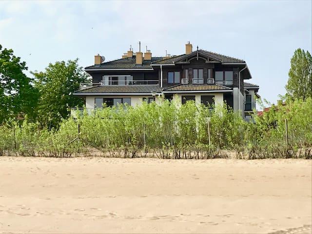 Villa Ancora apartament Kolumb nad morzem