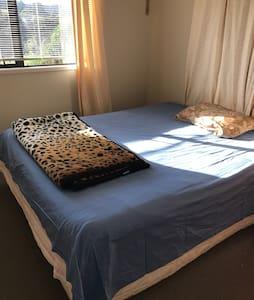 北岸Albany陽光雙人房,靠近梅西大學,交通便利 - Auckland