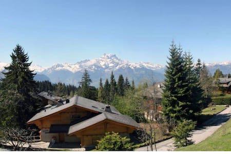 Superbe 3.5 pièces à Villars / vue sur les alpes