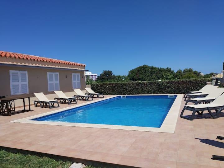Chalet cerca del centro de Mahón- Menorca