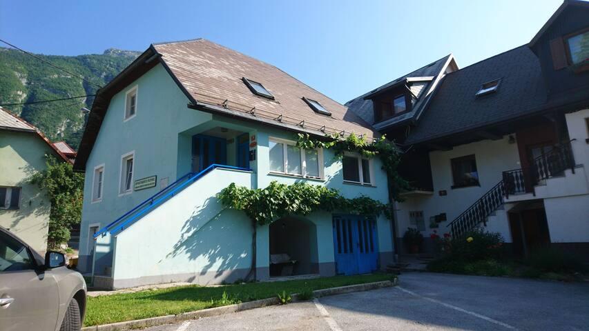 Green House Bovec