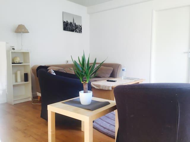 Super apartment in the Bordeaux center (T4)
