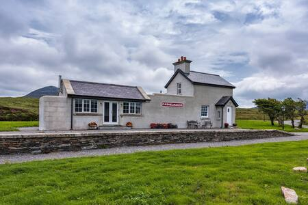 The Station House @ Cashelnagor Railway Station