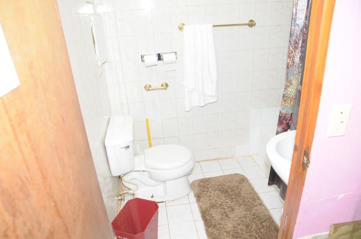 Basement Bedroom in Hyattsville - Hyattsville - Haus