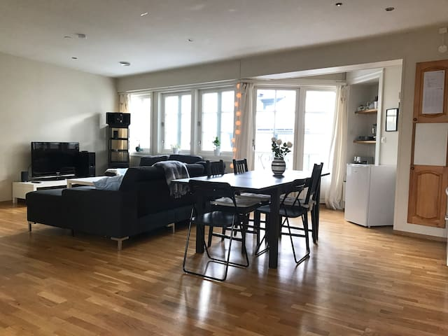 Apartment in downtown Trondheim - Trondheim - Pis