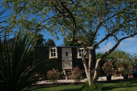 Shepherds Hut Near Lyme Regis-self contained