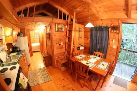 Cozy, peaceful cabin Lake Hartwell  w/dock