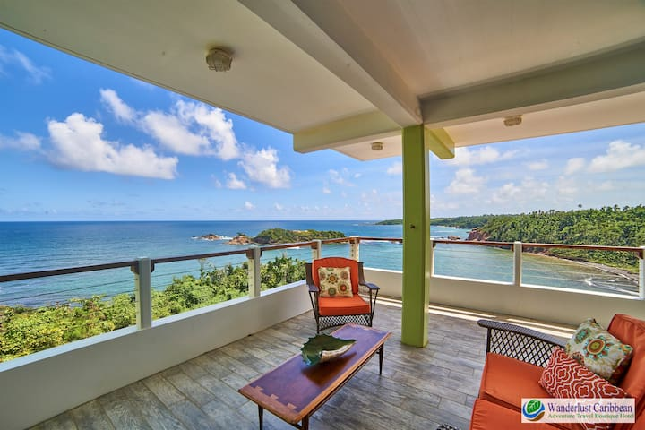 Cloud9 Dominica - One Bedroom Penthouse Apartment