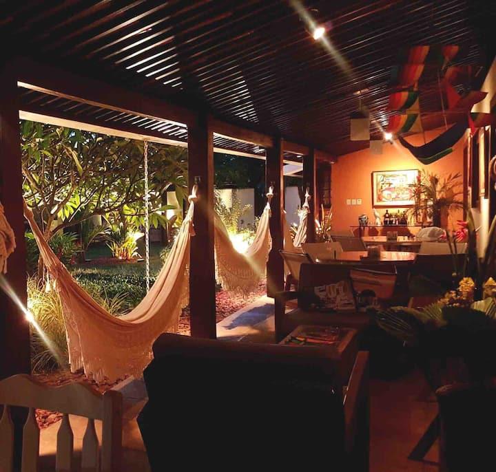 Luxo e conforto na ilha de Itaparica - Arauá