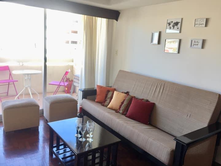 Departamento Mendoza con balcón