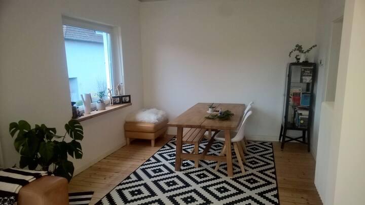 Gemütliche Wohnung im Bielefelder Süden