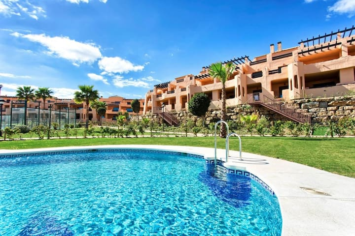 Casares Beach Golf Apartment 1