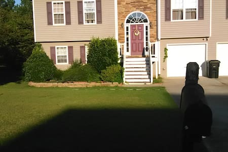 Spacious Subdivision Getaway From City Life - Powder Springs - Dom