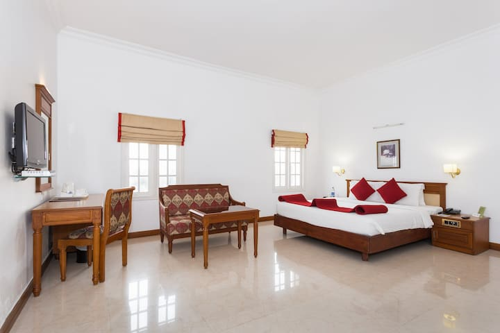 A deluxe at the Center - Kochi - Bed & Breakfast