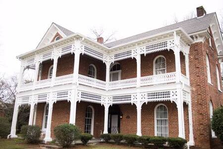 Est. 1870 Historical Southern Charm - Fairburn - House