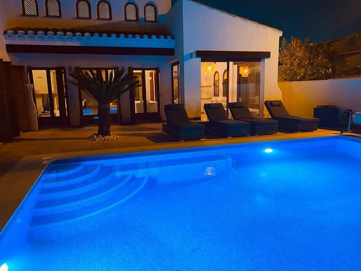Casa Escapar - A Murcia Holiday Rentals Property