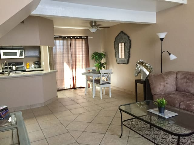 Entire home in central Phoenix.  Luxurious loft!