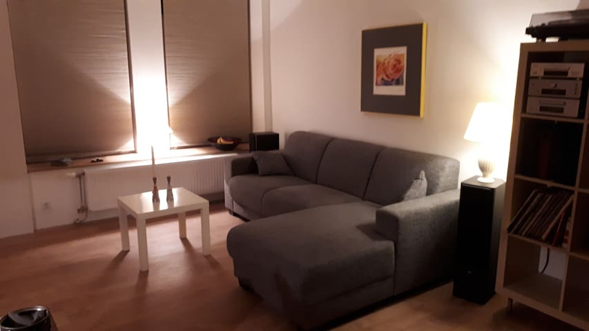 Comfortable and large apartment for max. 2 persons