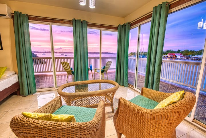 Spacious Suite with Sweeping Ocean Views!
