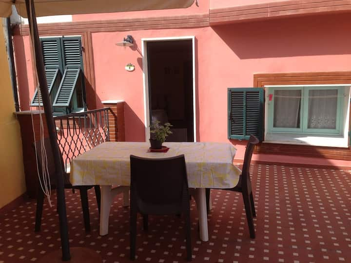 Nice apartment 4 pers. countryside, pool, beaches