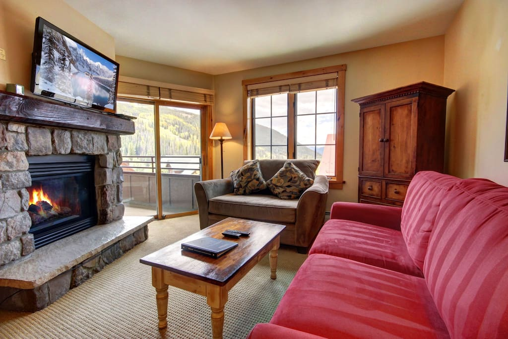 Comfortable Dakota Lodge Vacation Property