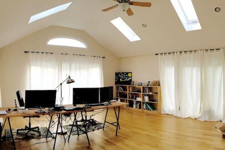 BRIGHT sunshine modern house@Northern Wilmington - Wilmington