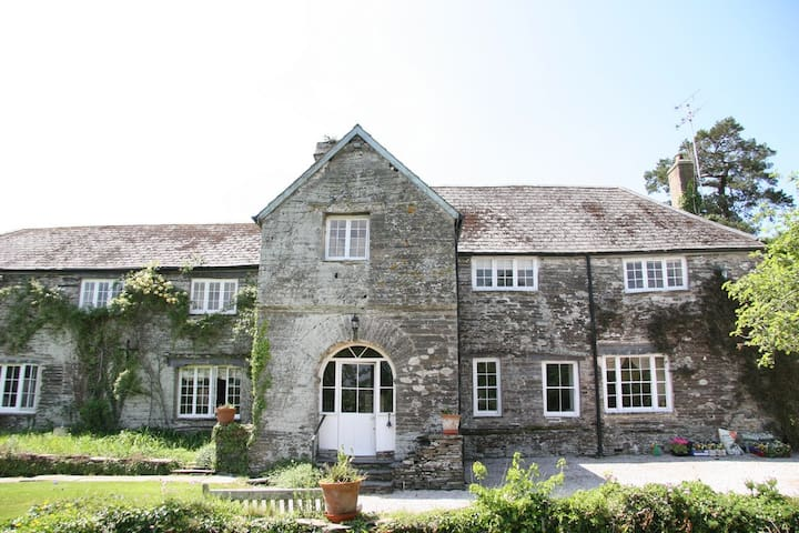 Large Manor House sole use - Halwell - House