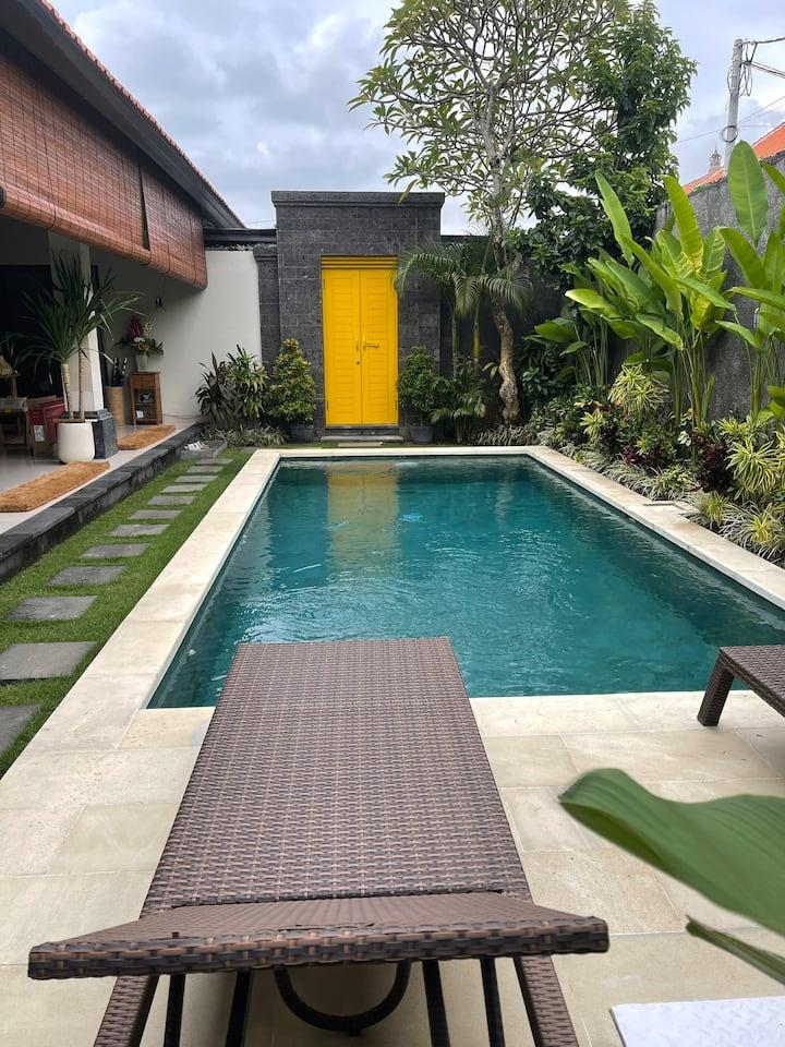 2 bedrooms Villa Ayumi Berawa